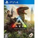 【特典付】【PS4】ARK: Survival Evolved 【税込】 スパイク・チュンソフト [PLJS-36013 PS4アーク サバイバル エボルブド]...