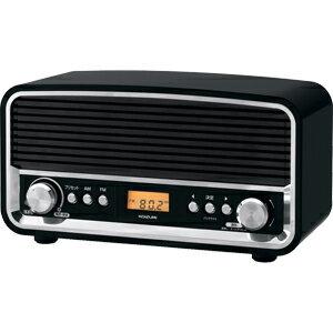SAD-7221K コイズミ ワイドFM/AMポータブルラジオ KOIZUMI [SAD7221K]【返品種別A】