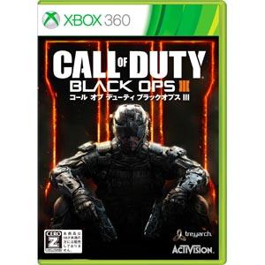 【Xbox 360】コール オブ デューティ ブラックオプスIII マイクロソフト [VQ3-00001]