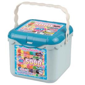 アクアビーズ 5000ビーズバケツセット【AQ-S63】 エポック社