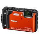 W300OR【税込】 ニコン デジタルカメラ「COOLPIX W300」(オレンジ) [W300OR]【返品種別A】【送料無料】【RCP】