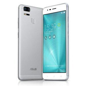 ZE553KL-SL64S4 エイスース ASUS ZenFone Zoom S シルバー [ZE553KLSL64S4]【返品種別B】