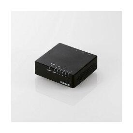 EHC-F05PA-B エレコム 100BASE-TX対応 5ポート スイッチングハブ(ブラック) (100/10 Mbps対応) EHC-F0XPAシリーズ