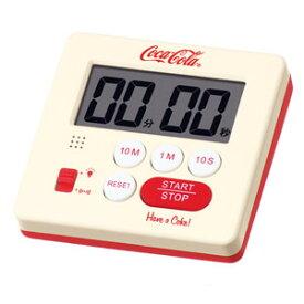 AC603C セイコークロック タイマー/ストップウォッチ コカ・コーラ コラボレーション [AC603C]【返品種別A】