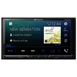 FH-9300DVS パイオニア 7V型ワイドVGAモニター チューナー・DSPメインユニットBluetooth/DVD/CD/USB carrozzeria(カロッツェリア) [FH9300DVS]【返品種別A】