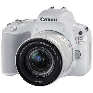 EOSKISSX9LK-WH キヤノン デジタル一眼レフカメラ「EOS Kiss X9」EF-S18-55 IS STM レンズキット(ホワイト) [EOSKISSX9LKWH]【返品種別A】