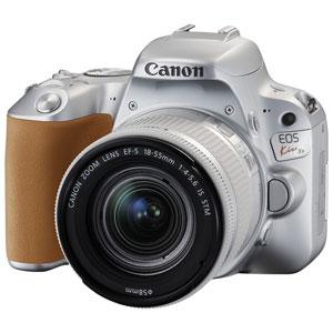 EOSKISSX9LK-SL キヤノン デジタル一眼レフカメラ「EOS Kiss X9」EF-S18-55 IS STM レンズキット(シルバー) [EOSKISSX9LKSL]【返品種別A】