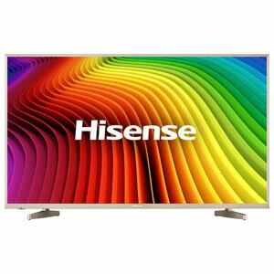 (標準設置料込_Aエリアのみ)HJ43N5000 ハイセンス 43V型地上・BS・110度CSデジタル 4K対応 LED液晶テレビ (別売USB HDD録画対応) Hisense SMART [HJ43N5000]【返品種別A】