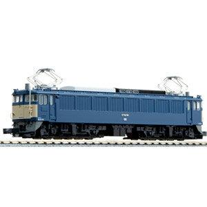 [鉄道模型]カトー KATO (Nゲージ) 3058-4 EF62 2次形 後期形 JR仕様 [カトー 3058-4 EF62 2ジJRシヨウ]【返品種別B】【送料無料】
