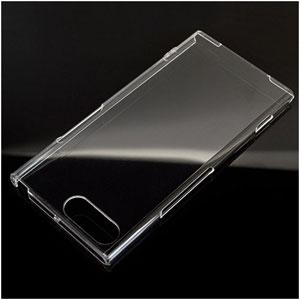 3121XPXZP ラスタバナナ Xperia XZ Premium(SO-04J)用 しなやかフィットケース(クリア)