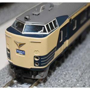 [鉄道模型]トミックス TOMIX (Nゲージ) 98978 JR 583系電車 (ありがとう583系) 6両セット【限定品】 [トミックス 98978 583ケイ アリガトウ 6R]【返品種別B】