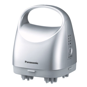 EH-HM79-S パナソニック 頭皮エステ(シルバー) Panasonic 皮脂洗浄タイプ [EHHM79S]【返品種別A】