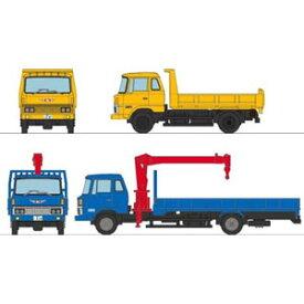 [鉄道模型]トミーテック (N) ザ・トラックコレクション 建築現場トラックセットA