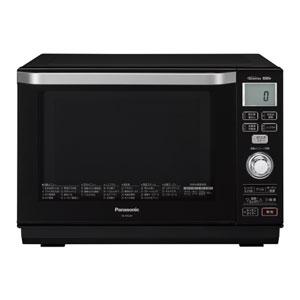 NE-MS264-K パナソニック 簡易スチームオーブンレンジ 26L ブラック Panasonic エレック [NEMS264K]【返品種別A】