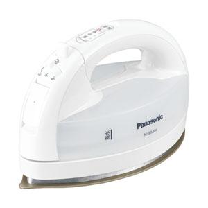 NI-WL504-W パナソニック コードレススチームアイロン(ホワイト) Panasonic カルル [NIWL504W]【返品種別A】