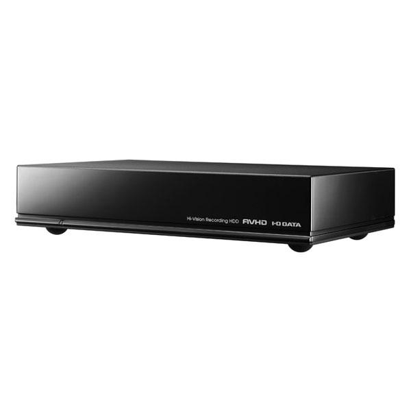 AVHD-AUTB4 I/Oデータ USB3.0対応 ビエラ&DIGA(ディーガ)推奨ハードディスク 4.0TB(ブラック) AVHD-AUTBシリーズ