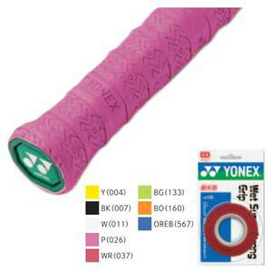 YONEX AC135 160 ヨネックス ウェットスーパーストロンググリップ 3本入(ブライトオレンジ・幅25mm×長さ1200mm×厚さ0.65mm) YONEX