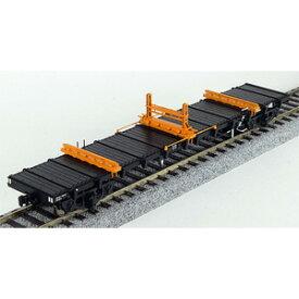 [鉄道模型]ワールド工芸 (HO) 16番 国鉄 チキ6000形 定尺レール長物車 タイプA 2輌セット 組立キット