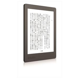 N236-KJ-BK-S-EP kobo 電子書籍リーダー kobo aura Edition 2 [N236KJBKSEP]【返品種別A】