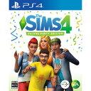 【封入特典付】【PS4】The Sims(TM)4 Deluxe Party Edition 【税込】 エレクトロニック・アーツ [PS4 ザシムズ4 パーティ...