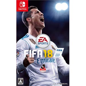 【Nintendo Switch】FIFA 18 エレクトロニック・アーツ [HAC-P-ADCEA NSW フィファ18]【返品種別B】【送料無料】