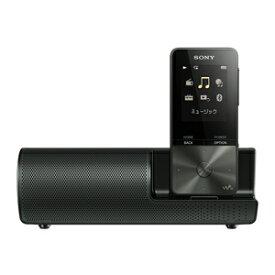 NW-S313K B ソニー ウォークマン S310シリーズ 4GB(ブラック)[スピーカー付属モデル] SONY Walkman