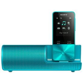 NW-S313K L ソニー ウォークマン S310シリーズ 4GB(ブルー)[スピーカー付属モデル] SONY Walkman