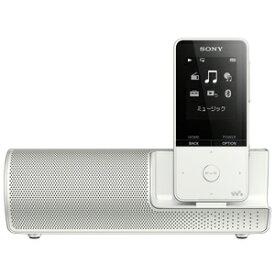NW-S315K W ソニー ウォークマン S310シリーズ 16GB(ホワイト)[スピーカー付属モデル] SONY Walkman