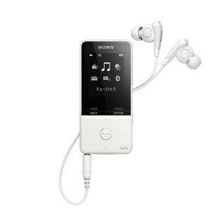 NW-S315 W ソニー ウォークマン S310シリーズ 16GB(ホワイト) SONY Walkman [NWS315WC]【返品種別A】
