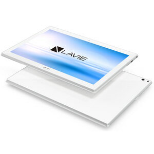 PC-TE510HAW NEC 10.1型タブレットパソコン LAVIE Tab E TE510/HAW (Microsoft Office Mobile) [PCTE510HAW]【返品種別A】