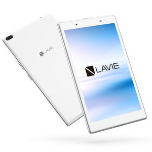 PC-TE508HAW NEC 8型タブレットパソコン LAVIE Tab E TE508/HAW (Microsoft Office Mobile) [PCTE508HAW]【返品種別A】