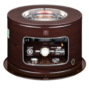 KT-1617-M コロナ 石油こんろ(煮炊き用) 【暖房器具】CORONA 木目 [KT1617M]【返品種別A】