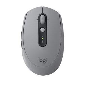 M590MG ロジクール M590 Multi-Device Silent サイレントワイヤレスマウス(ミドルグレートーン) Logicool M590 MULTI-DEVICE SILENT Mouse [M590MG]【返品種別A】