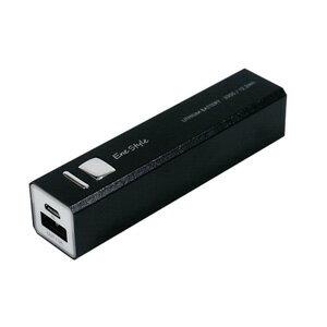 TL72SK 多摩電子 モバイルバッテリー Enestyle 3300mAh 1.5A ブラック [TL72SK]【返品種別A】