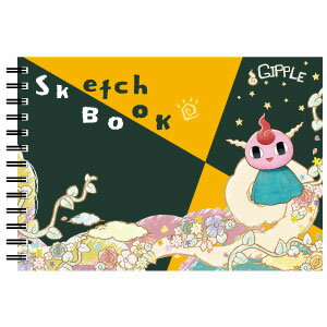 HG8524 ヒサゴ 魔法陣グルグル 図案スケッチブック/ギップル