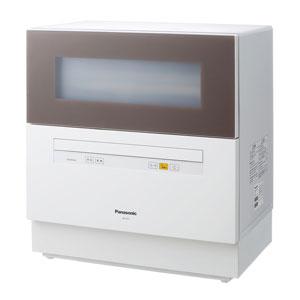 NP-TH1-T パナソニック 食器洗い乾燥機(ブラウン) 【食洗機】 Panasonic [NPTH1T]【返品種別A】