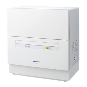 NP-TA1-W パナソニック 食器洗い乾燥機(ホワイト) 【食洗機】 Panasonic [NPTA1W]【返品種別A】