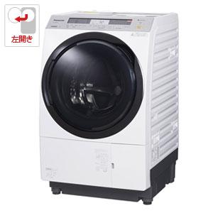(標準設置料込)NA-VX8800L-W パナソニック 11.0kg ドラム式洗濯乾燥機【左開き】クリスタルホワイト Panasonic エコナビ 温水泡洗浄 [NAVX8800LW]【返品種別A】