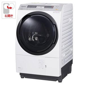 NA-VX8800R-W パナソニック 11.0kg ドラム式洗濯乾燥機【右開き】クリスタルホワイト Panasonic エコナビ 温水泡洗浄 [NAVX8800RW]【返品種別A】(標準設置料込)