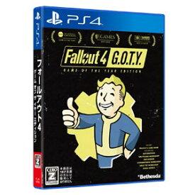 【PS4】Fallout 4: Game of the Year Edition ベセスダ・ソフトワークス [PLJM-16083 PS4フォールアウトGOYE]