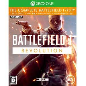 【Xbox One】バトルフィールド 1 Revolution Edition エレクトロニック・アーツ [JES1-00464 XboxBF1レボリューションエディ]