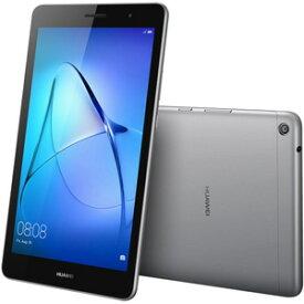 KOB-W09(MPT3SGWIFI) HUAWEI(ファーウェイ) 8.0型タブレットパソコン MediaPad T3 スペースグレー※Wi-Fi対応モデル