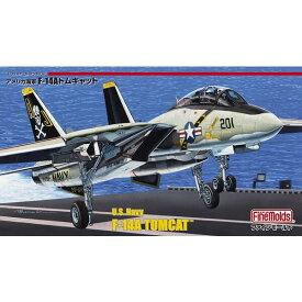 【再生産】1/72 アメリカ海軍 F-14A トムキャット【FP30】 ファインモールド
