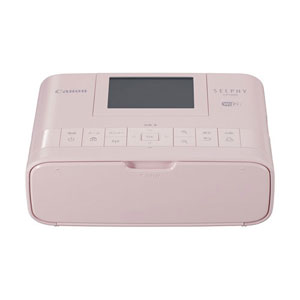 CP1300(PK) キヤノン コンパクトフォトプリンター(ピンク) SELPHY [CP1300PK]【返品種別A】