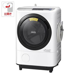(標準設置料込)BD-NV110BL-S 日立 11.0kg ドラム式洗濯乾燥機【左開き】シルバー HITACHI [BDNV110BLS]【返品種別A】