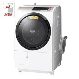 BD-SV110BL-N 日立 11.0kg ドラム式洗濯乾燥機【左開き】シャンパン HITACHI [BDSV110BLN]【返品種別A】(標準設置料込)