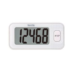FB-740-WH タニタ 3Dセンサー搭載歩数計(ホワイト) TANITA