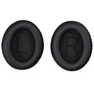 EAR CUSHION QC35 BLK ボーズ QuietComfort 35用交換用イヤーパッド(2個1組・ブラック) BOSE [EARCUSHIONQC35BLK]【返品種別A】