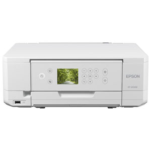 EP-810AW エプソン A4プリント対応 インクジェット複合機(ホワイト) EPSON Colorio(カラリオ) [EP810AW]【返品種別A】