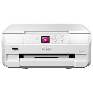 EP-710A エプソン A4プリント対応 インクジェット複合機 EPSON Colorio(カラリオ) [EP710A]【返品種別A】